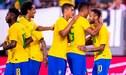 Brasil vs El Salvador EN VIVO con Neymar: Partido amistoso por fecha FIFA