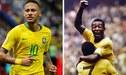 Brasil vs. El Salvador: Neymar puede superar a Pelé en esta histórica estadística