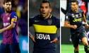 Carlos Tévez y su confesión sobre la diferencia entre Lionel Messi y Cristiano Ronaldo [VIDEO]