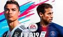 EA Sports confirmó la fecha del lanzamiento de la demo de FIFA 19