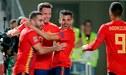 España destrozó 6-0 a Croacia por la fecha 2 de la Liga de Naciones [RESUMEN Y GOLES]