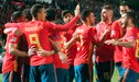 EN VIVO| España aplasta 3-0 a Croacia por la UEFA Nations League