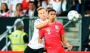 Marcos López asumió su responsabilidad en el gol de Alemania