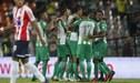 Atlético Nacional venció 1-0 a Junior en cuartos de final de la Copa Águila [VIDEO RESUMEN]