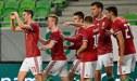 ¡Increíble! Hungría intentó hasta cuatro veces y marcó golazo para vencer a Grecia [VIDEO]