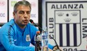 La advertencia de Pablo Bengoechea para el duelo entre Alianza Lima vs Cristal [VIDEO]
