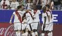 Rayo Vallecano con Luis Advíncula venció 1-0 al Huesca por la Liga Santander [RESUMEN Y GOL]