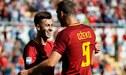 Conoce las cartas de Džeko, El Shaarawy y Kluivert en el FIFA 19
