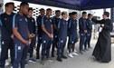 ¡Íntima bendición!: Alianza Lima participó de una misa previo a su encuentro con Sporting Cristal