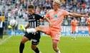 Con Cristian Benavente todo el partido, Sporting Charleroi empató 0-0 en la Liga Belga [VIDEO]