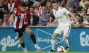 Real Madrid vs Athletic Bilbao EN VIVO: merengues pierden 0-1 por la Liga española