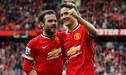 José Mourinho se refirió a las situaciones de Ander Herrera y Juan Mata