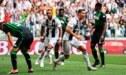 Cristiano Ronaldo anotó su primer gol con la Juventus vs Sassuolo EN VIVO [VIDEO]