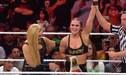 WWE: Ronda Rousey venció a Alexa Bliss y retuvo el título femenino de Raw en Hell in a Cell [VIDEO]