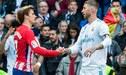 """Sergio Ramos a Antoine Griezmann: """"La ignorancia es muy atrevida"""""""