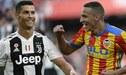 Juventus vs Valencia EN VIVO: chocan por la primera fecha de la fase de grupos de la Champions League