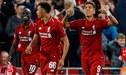Liverpool derrotó 3-2 a PSG con gol agónico de Firmino en la Champions League [RESUMEN Y GOLES]