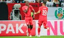 Honduras confirma amistoso FIFA ante Perú este 16 de noviembre