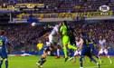 Boca Juniors vs Cruzeiro: El VAR decide expulsión de Dedé por cabezazo a Andrada [VIDEO]