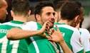 Claudio Pizarro y su increíble valor en el gran momento con Werder Bremen