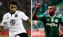 Colo Colo vs. Palmeiras EN VIVO: Día, hora y canales del encuentro por Copa Libertadores de América
