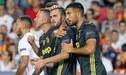Juventus, sin Cristiano Ronaldo, derrotó 2-0 al Valencia en la Champions League [RESUMEN Y GOLES]