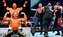 WWE: Shawn Michaels y Triple H vs. The Undertaker y Kane para Crown Jewel