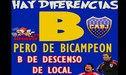 Los particulares memes que 'calientan' el superclásico entre Boca Juniors vs River Plate [FOTOS]