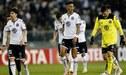 Conmebol abre expediente disciplinario a Colo Colo tras incidentes en partido ante Palmeiras
