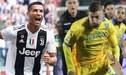 Juventus vs Frosinone EN VIVO: con Cristiano Ronaldo, chocan por la Serie A