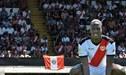 Afición peruana presente en partido de Luis Advíncula y Rayo Vallecano