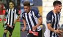Alianza Lima quiere mantener a su tridente goleador: Affonso, Hohberg y Quevedo