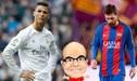 FIFA The Best: MisterChip publica un demoledor mensaje contra Cristiano Ronaldo y Lionel Messi