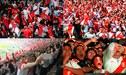 ¡VOTA AQUÍ! Hinchada Peruana puede ganar hoy el 'Premio The Best' como 'La Mejor Afición' [VIDEOS]