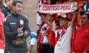 """Nolberto Solano sobre premio obtenido por la hinchada: """"Unido, el Perú puede hacer cosas grandes"""" [VIDEO]"""