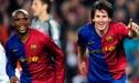 """Samuel Eto'o sobre The Best: 'No cambia nada, Leo Messi siempre será el mejor jugador del mundo y de todos los tiempos"""""""