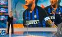 Wanda Nara imitó el golazo de Mauro Icardi en el triunfo del Inter de Milan sobre el Tottenham en Champions [VIDEO]
