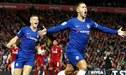 Chelsea remontó 2-1 a Liverpool y avanzó en la Copa de la Liga [RESUMEN Y GOLES]