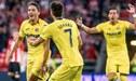 Espectacular golazo de Pablo Fornals en la goleada del Villarreal sobre el Athletic [VIDEO]