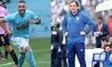 Sporting Cristal respondió sobre los contratos de Mario Salas y Emanuel Herrera