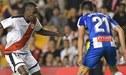 Rayo Vallecano vs Espanyol EN VIVO: con Luis Advíncula, 'la franja' iguala 2-2 en la Santander