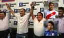 Partido de Daniel Urresti es acusado de falsificar firmas de Paolo Guerrero y Pedro Gallese