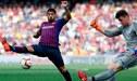 Con Leo Messi en cancha, el Barcelona empató 1-1 con el Athletic Bilbao por la Liga Santander [RESUMEN Y GOLES]