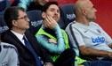 Lionel Messi y su dura autocrítica tras el pobre empate del Barcelona ante Athletic de Bilbao [VIDEO]