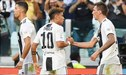 Gol de MarioMandzukic para el 1-1 de Juventus vs Napoli en Serie A [VIDEO]