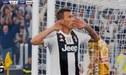 Mario Mandzukic anotó doblete en la Juventus vs. Nápoli, tras remate al palo de Cristiano Ronaldo [VIDEO]