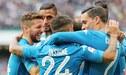 Así fue el golazo de Mertens para poner arriba al Napoli sobre la Juventus [VIDEO]