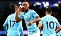 Raheem Sterling anotó el 1-0 para el Manchester City sobre Brighton tras una excelente jugada colectiva [VIDEO]