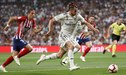 Real Madrid y Atlético igualan 0-0 en el derbi madrileño por La Liga [RESUMEN]