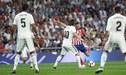 Real Madrid empató 0 - 0 ante el Atlético de Madrid por la Liga Santander
